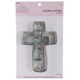 Cross Metal Cookie Cutters