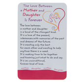 Mother & Daughter Wallet Card