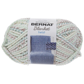 Bernat Blanket Twist Yarn