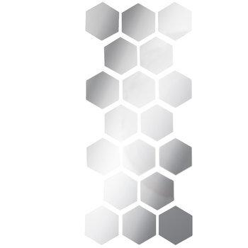 Honeycomb Self-Adhesive Mirrors