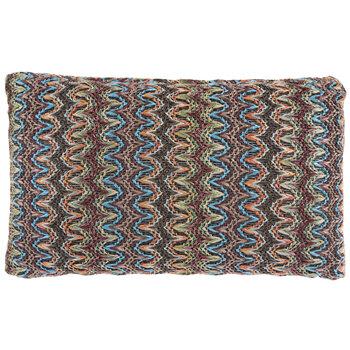Multi-Color Woven Pillow