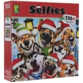 Christmas Dog Selfies Puzzle