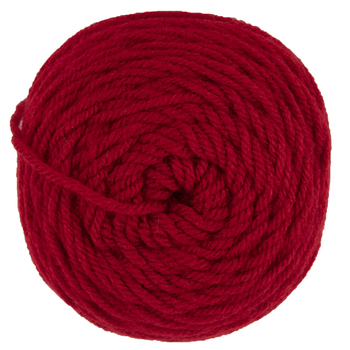 Red I Love This Yarn