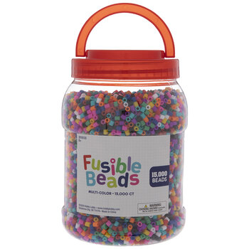 Assorted Fusible Beads