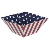 Stars & Stripes Paper Bowls