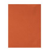 "Orange Felt Sheet - 9"" x 12"" x 1mm"