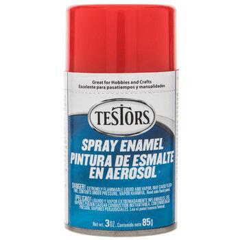 1231 Bright Red Spray Enamel
