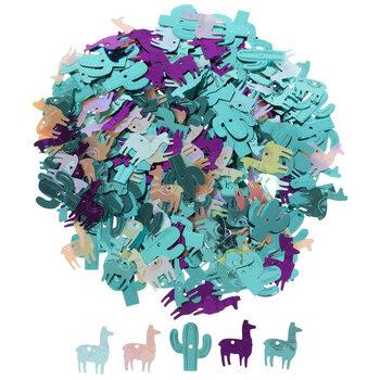 Llama & Cactus Sequins