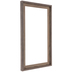Two-Tone Stepped Wood Open Frame - 12