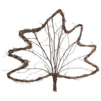 Rattan Maple Leaf