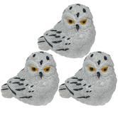 Perching Owls