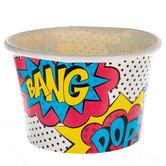 Superhero Paper Snack Cups