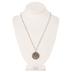 Faith Spinner Necklace