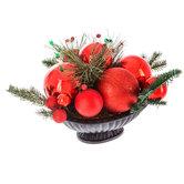 Ball Ornament Arrangement