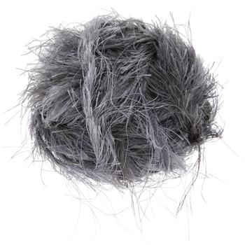 Graphite & Gray Yarn Bee Haute Fur Yarn