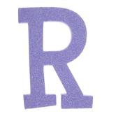 Glitter Foam Letter - R