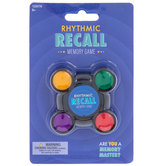 Rhythmic Recall Memory Game