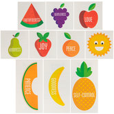 Fruit Of The Spirit Temporary Designer Tattoos