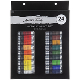 Acrylic Paint - 24 Piece Set