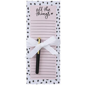 All The Things Magnetic Note Pad