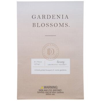Gardenia Blossoms Luxury Aromatic Sachets