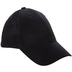 Black Adult Baseball Cap