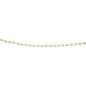 Light Gold Bead Garland