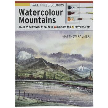 Take Three Colours: Watercolour Mountains
