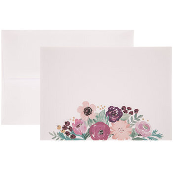 Floral Cards - A7
