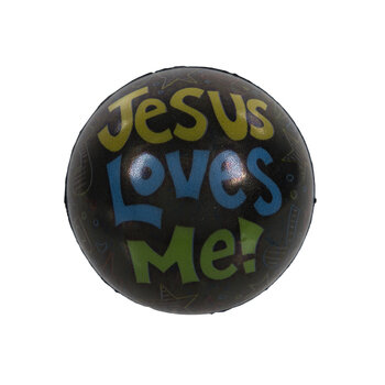 Jesus Loves Me Balls