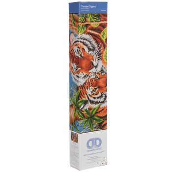 Tender Tigers Diamond Art Intermediate Kit