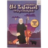 Children's Old Testament Coloring & Activity Book