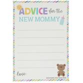 Mommy Advice Cards