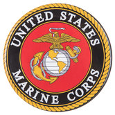United States Marine Corps Metal Magnet