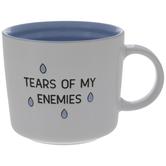 Tears Of My Enemies Mug
