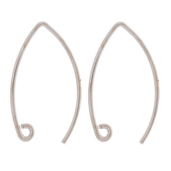 Angled Ear Wires