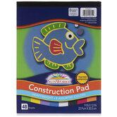 Construction Paper Pad