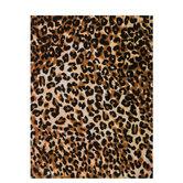 Leopard Print Felt Sheet