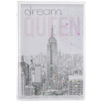 Dream Queen Glitter Shaker Decor