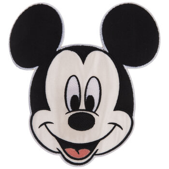 Mickey Mouse Iron-On Applique