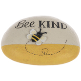 Bee Kind Garden Stone