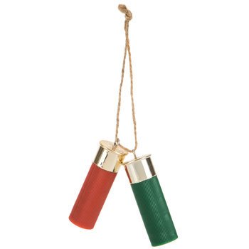 Shotgun Shells Ornament