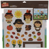 The First Thanksgiving Stickers Craft Kit