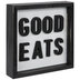 Good Eats Wood Decor
