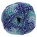 Blueberry Lion Brand Ice Cream Cotton Blend Yarn