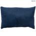 Blue Snowmen Pillow