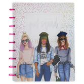 Love My Girl Squad Happy Notes Journal