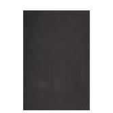 "Black Foam Sheet - 12"" x 18"" x 5mm"