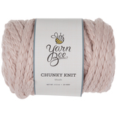 Blush Yarn Bee Chunky Knit Yarn