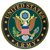 United States Army Metal Sign